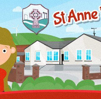 St Anne's Primary School, Corkey