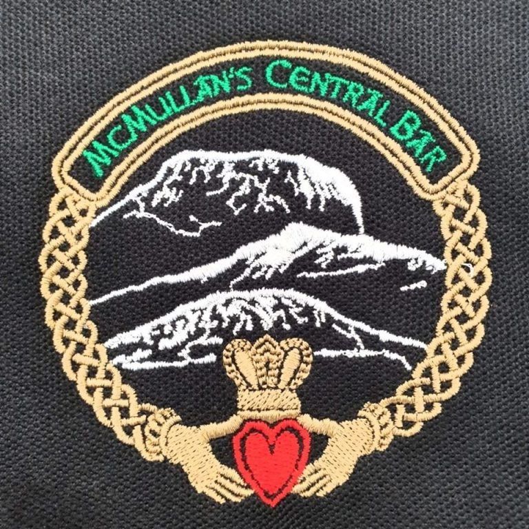 McMullan's Bar Crest